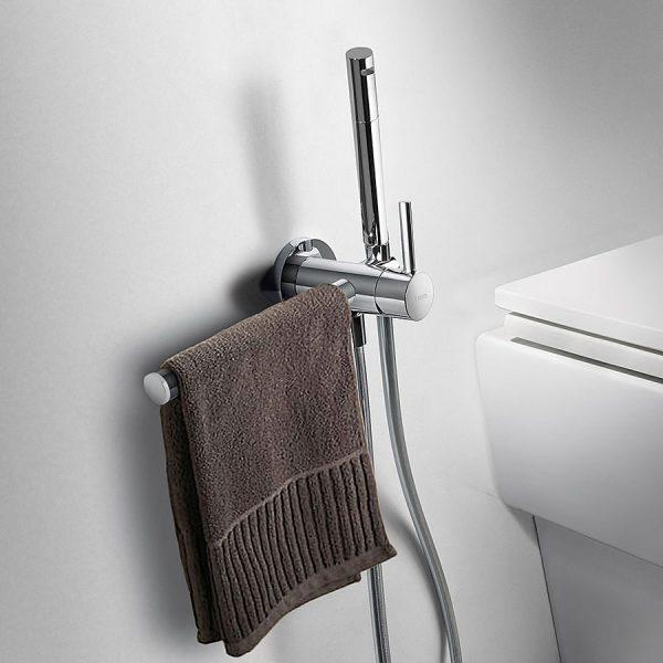 Astuce : la douchette wc votre nouvelle amie
