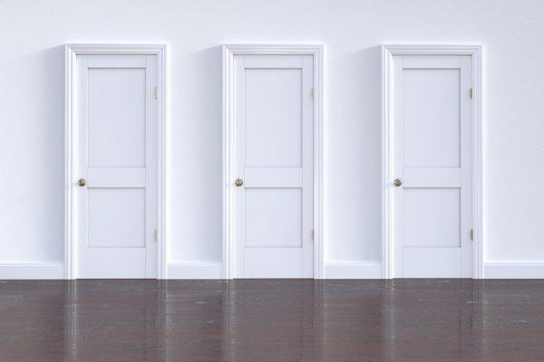 Un guide pour choisir sa porte d'entrée