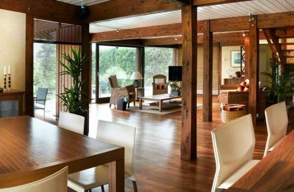 Combien coûte la construction d'un chalet en bois ?